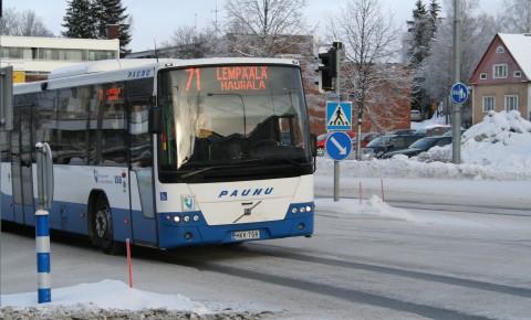 Tampereen bussiaikataulut